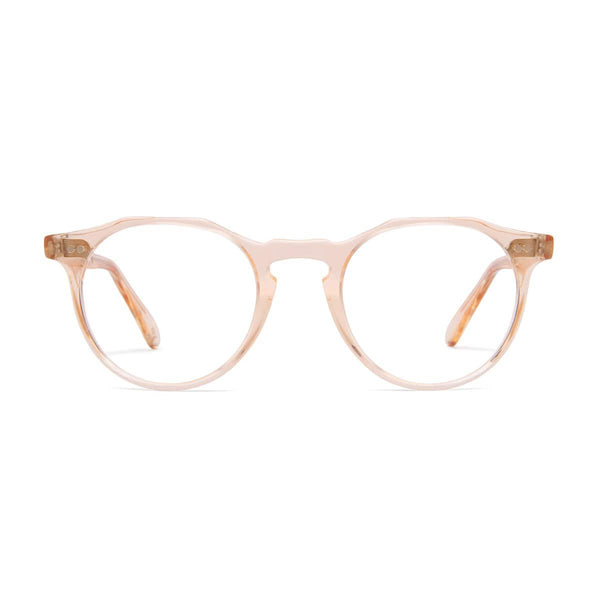 Kallio Medium Spectacles - Apricot - Home Try-On