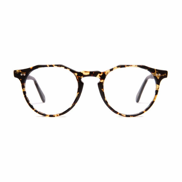 Kallio Medium Spectacles - Dark Havana - Home Try-On
