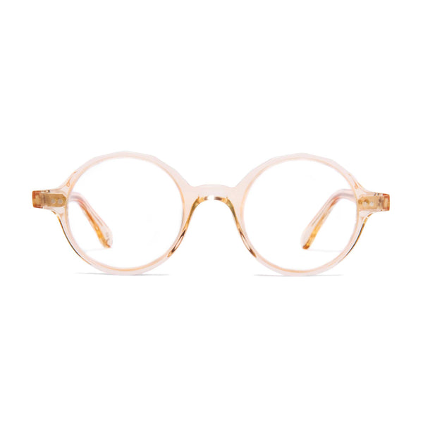 Løkka Spectacles - Apricot - Home Try-On