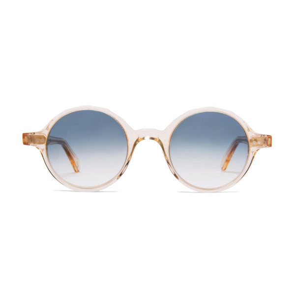 Løkka Sunglasses - Apricot | Azure - Home Try-On