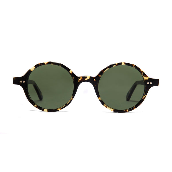 Løkka Sunglasses - Dark Havana - Home Try-On