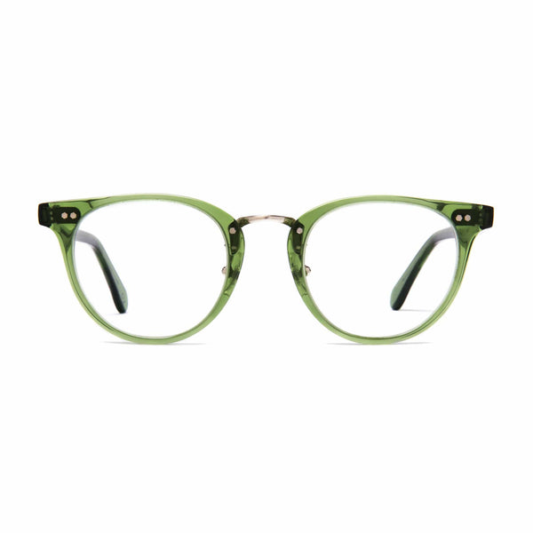 Monti Spectacles - Bottle Green - Home Try-On