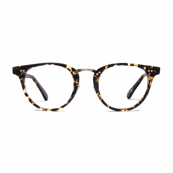Monti Spectacles - Dark Havana - Home Try-On