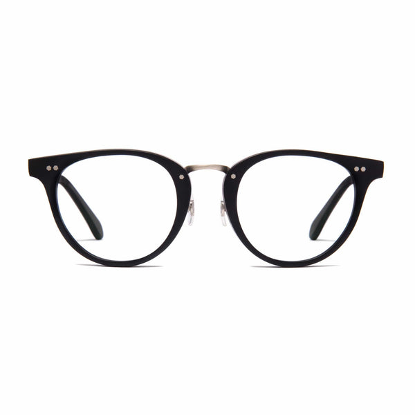 Monti Spectacles - Matt Black - Home Try-On