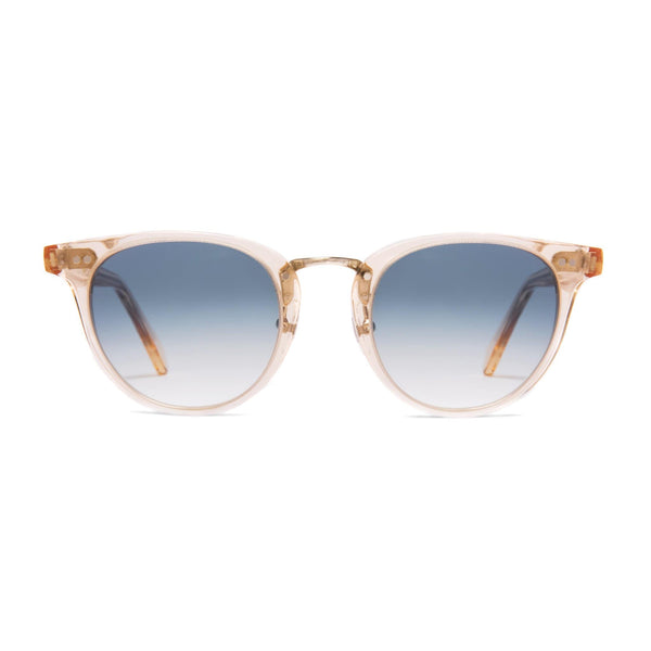 Monti Sunglasses - Apricot | Azure - Home Try-On
