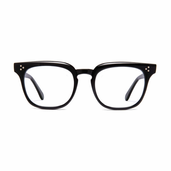 Príncipe Spectacles - Black - Home Try-On