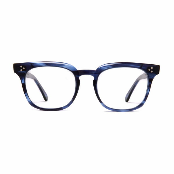 Príncipe Spectacles - Blue Marble - Home Try-On