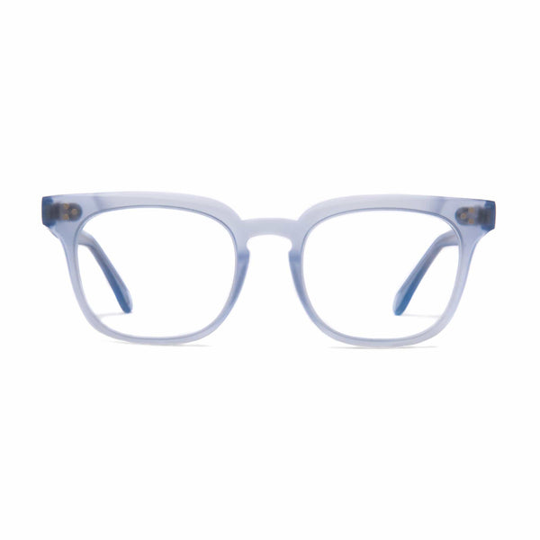 Príncipe Spectacles -  Matt Azure - Home Try-On