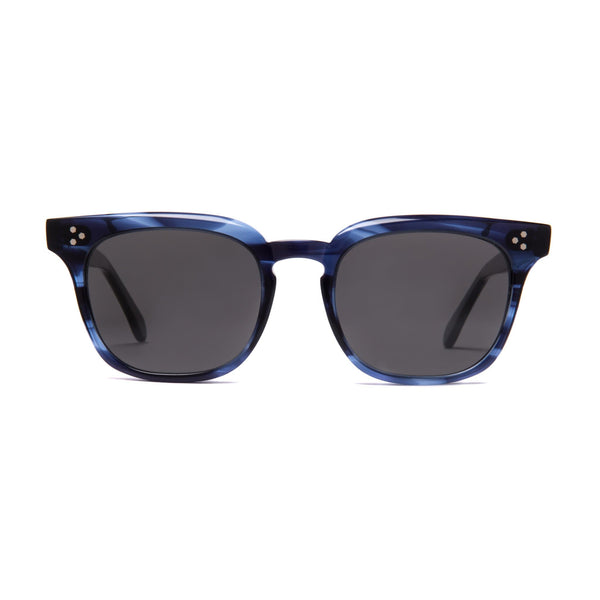 Príncipe Sunglasses - Blue Marble- Home Try-On