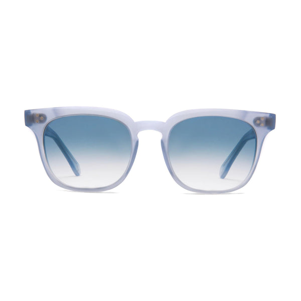 Príncipe Sunglasses - Matt Azure | Azure - Home Try-On