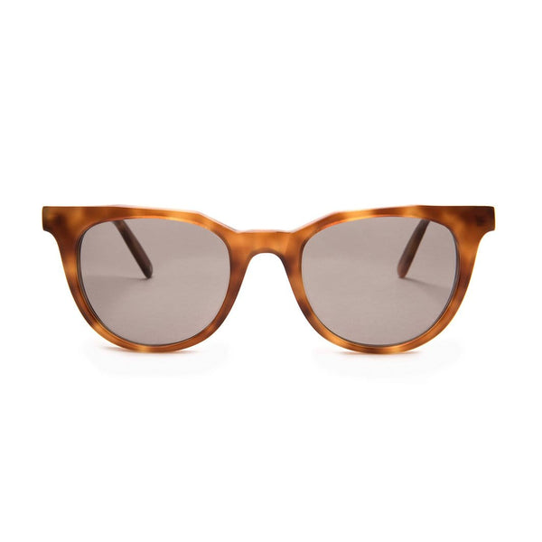 Södermalm Sunglasses - Light Tortoise - Home Try-On