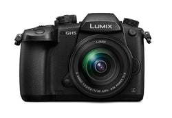 Panasonic GH5 med Panasonic Lumix G Vario 12-60mm f:3.5-5.6 ASPH. Power IOS - Dansk AV-teknik