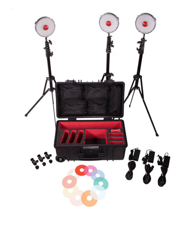 ROTOLIGHT NEO 2 - 3 LIGHT KIT - Dansk AV-teknik