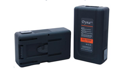 Dynacore DS-150SI Built-in Charger V-Mount Battery - Dansk AV-teknik