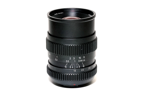 SLR Magic Cine 17mm T:1.6 (Mft-Mount)
