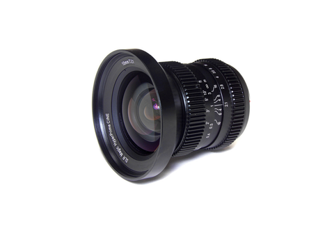 SLR Magic 10mm T2.1 HyperPrime (Mft-Mount) - Dansk AV-teknik