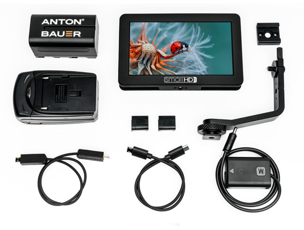 "SmallHD Focus 5"" Daylight Viewable Touchscreen / KIT"