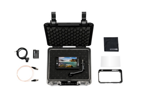 SmallHD 502 bright HDMI/ SDI Monitor kit - Dansk AV-teknik