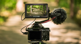 "SmallHD Focus 5"" Daylight Viewable Touchscreen Monitor - Dansk AV-teknik"