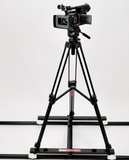 Dolly system Hague D5T Camera Tripod Tracking Dolly Kit - Dansk AV-teknik