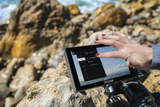 "SmallHD 702 7"" Daylight Touch Screen Monitor - Dansk AV-teknik"