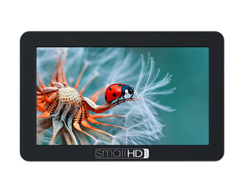 "SmallHD focus 5"" On-Camera Monitor / HDMI - Dansk AV-teknik"