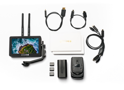 "SmallHD Focus 5"" Dayllght Monitor with Teradek Transmitter"