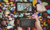 "SmallHD 5.5"" FOCUS OLED Monitor BMPCC Kit - Dansk AV-teknik"