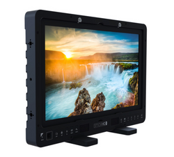 "SmallHD 1703 P3X 17"" Studio Monitor Kit / V-Mount - Dansk AV-teknik"