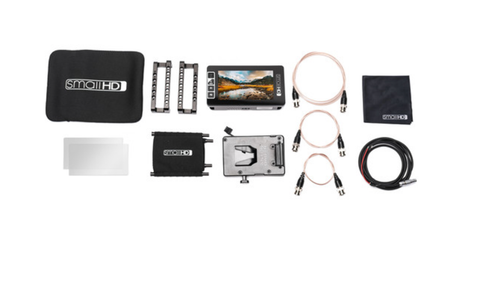 SmallHD 503 UltraBright Director's Kit / V-Mount - Dansk AV-teknik