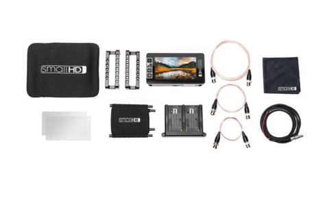 SmallHD 503 UltraBright Directors Kit / Sony L Battery - Dansk AV-teknik