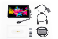 SmallHD Focus OLED Monitor Production Kit / Sony FZ100 Battery Eliminator - Dansk AV-teknik