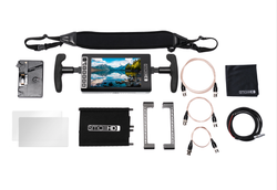 SmallHD 703 UltraBright Directors Kit / Gold Mount - Dansk AV-teknik