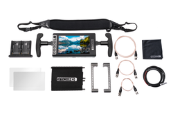 SmallHD 703 UltraBright Directors Kit / Sony L Battery - Dansk AV-teknik