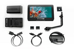 SmallHD Focus OLED Monitor Production Kit / Canon LPE6 Battery Eliminator - Dansk AV-teknik
