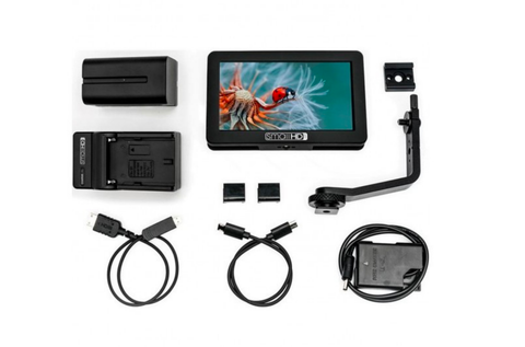SmallHD Focus OLED Monitor Production Kit / Nikon EL14 Battery Eliminator - Dansk AV-teknik