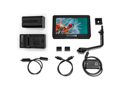 SmallHD Focus OLED Monitor Production Kit / Sony NPF Battery Eliminator - Dansk AV-teknik
