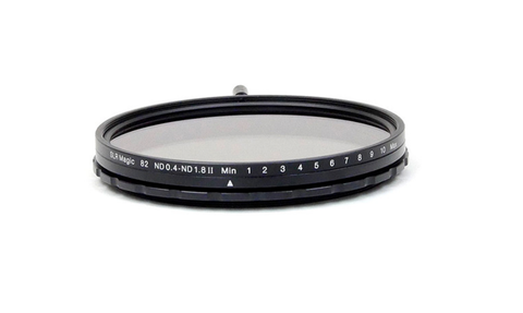 SLR VARIABLE ND FILTER 82mm