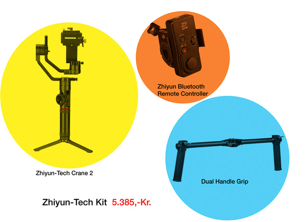 Zhiyun-Tech Crane 2 Kit