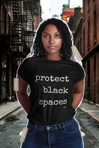 Protect Black Spaces Tee