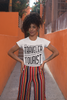 Be a Traveler, Not a Tourist - Women's Tee