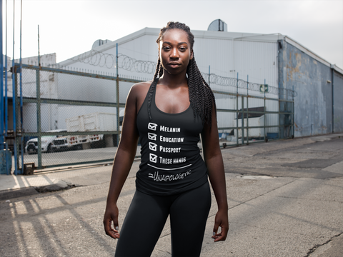 Unapologetic Melanin - Tank Top