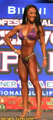 Competition Bikini/Wellness - Fully Stoned Premier Level