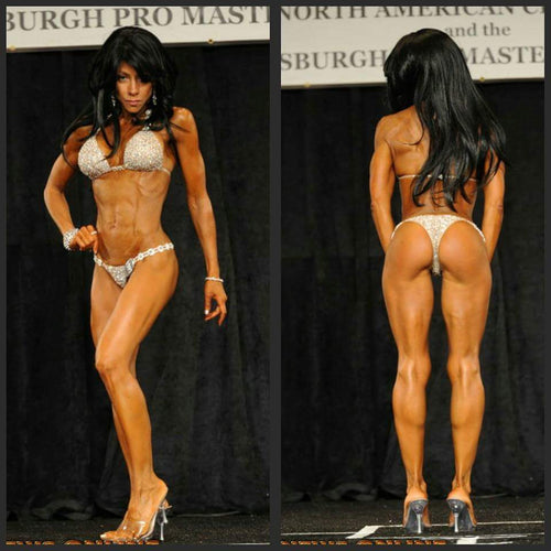 Lisandra McGrath IFBB Pro - Vanishing Bikini