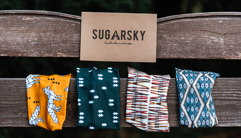 SugarSky Headbands Winter Collection 4