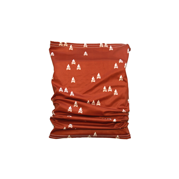 Burnt Orange Campfires Tube