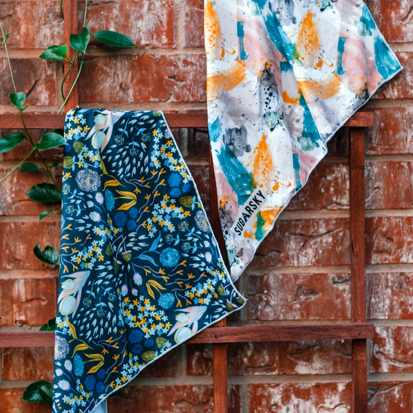 Fancy Foliage Bandana