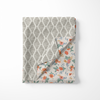 ALMOST PERFECT: Awesome Blossom / Natural Lava Lamps Blanket Towel