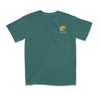 SugarSky Short Sleeve Badge Tee
