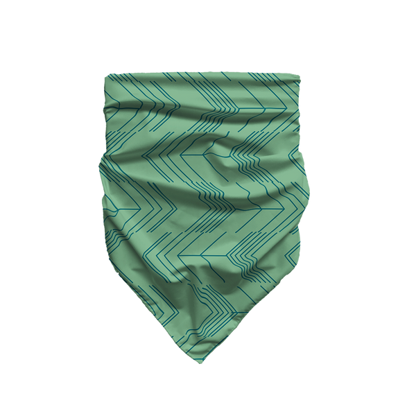 Abstract Arrows Bandana
